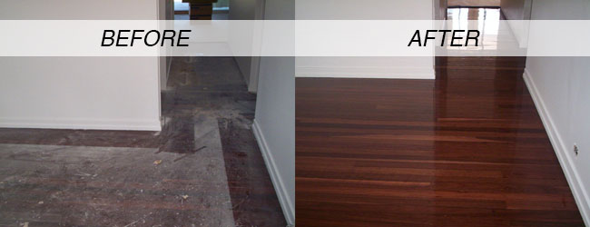 floor sanding brisbane north